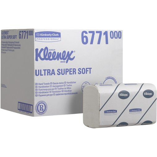 KLEENEX® Ultra Super Soft Handtücher - medium