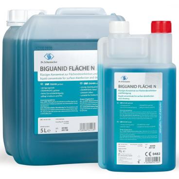 Dr. Schumacher BIGUANID FLÄCHE N Flächendesinfektion 10 l - Kanister
