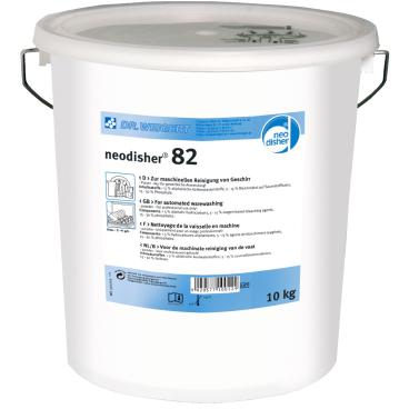 Dr. Weigert neodisher® 82 Intensiv-Geschirrreiniger Pulver