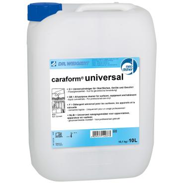 Dr. Weigert caraform® universal Universalreiniger, parfümfrei