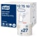 Tork Midi Toilettenpapier T6 Premium, 3-lagig, weiß