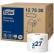 Tork Midi Toilettenpapier T6  Advanced, 2-lagig, weiß