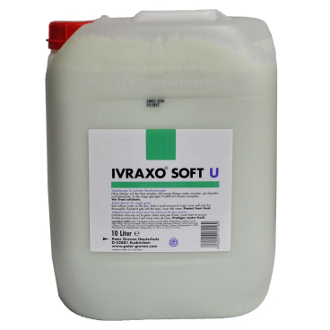 Peter Greven IVRAXO® SOFT U Handreiniger 10 l - Kanister