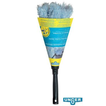 UNGER Consumer Feder-Staubwedel Mikrofaser 1 Stück