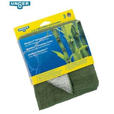 UNGER Consumer Mamboo Reinigungstücher