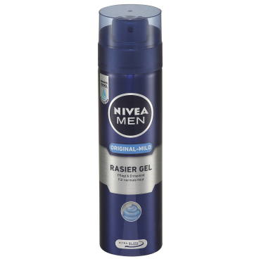 NIVEA® For Men Rasiergel Mild