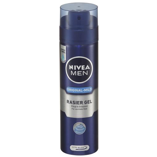 NIVEA® For Men Rasiergel Mild