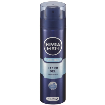 NIVEA® For Men Rasiergel Cool Kick