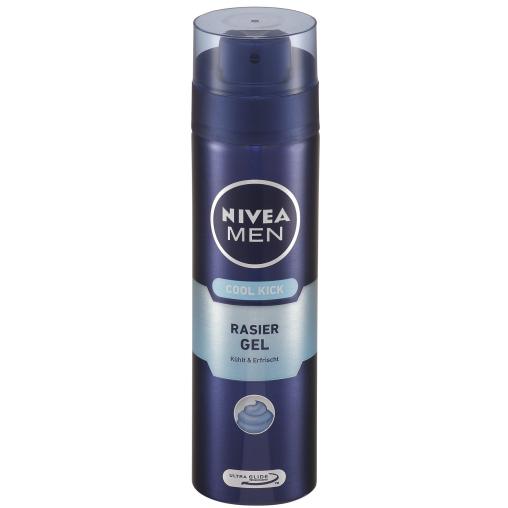 NIVEA® For Men Rasiergel Cool Kick