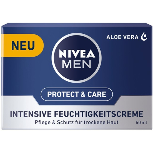NIVEA® For Men PROTECT & CARE Intensive Feuchtigkeitscreme