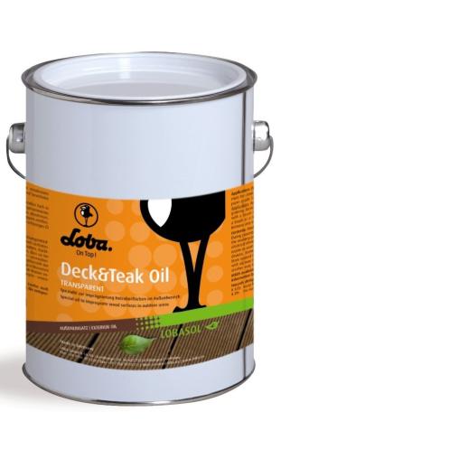 LOBA LOBASOL® Deck&Teak Oil