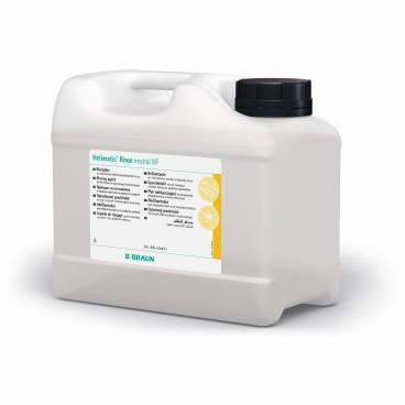 B. Braun Helimatic® Rinse neutral NF Klarspüler 5 l - Kanister