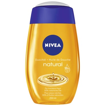 NIVEA® Body Cleansing Duschöl Natural Oil