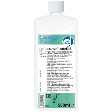 Dr. Weigert triformin® safeDIS Händedesinfektionsmittel