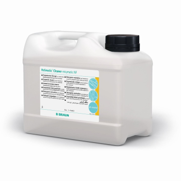 B. Braun Helimatic® Cleaner enzymatic NF Enzymreiniger 5 l - Kanister