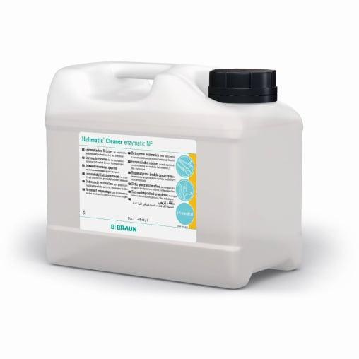 B. Braun Helimatic® Cleaner enzymatic NF Enzymreiniger