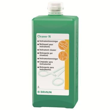 B. Braun Cleaner N Instrumentenreiniger 1000 ml - Flasche