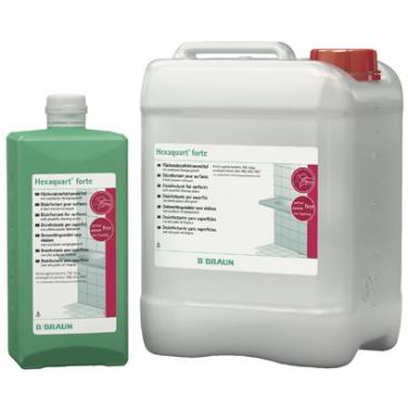 B. Braun Hexaquart® Forte (vormals Quatohex) 1000 ml - Flasche