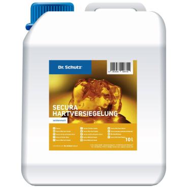 Dr. Schutz® Secura-Hartversiegelung, seidenmatt 10 l - Kanister