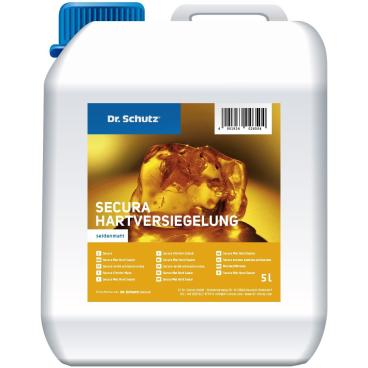 Dr. Schutz® Secura-Hartversiegelung, seidenmatt 5 l - Kanister