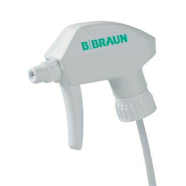 B. Braun Sprühkopf für B. Braun Desinfektionsmittel Farbe weiss, für Hautdesinfektionsmittel