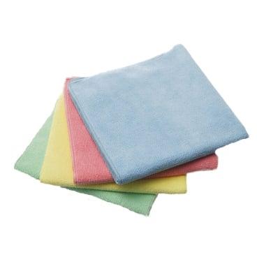 Vileda Professional MicroTuff plus Microfasertuch Farbe: grün