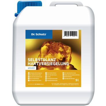 Dr. Schutz® Selbstglanz-Hartversiegelung, ultrahart 5 l - Kanister