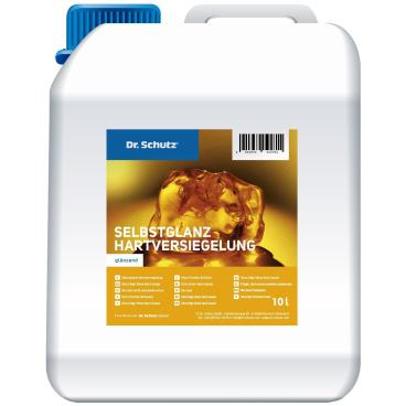 Dr. Schutz® Selbstglanz-Hartversiegelung, ultrahart 10 l - Kanister