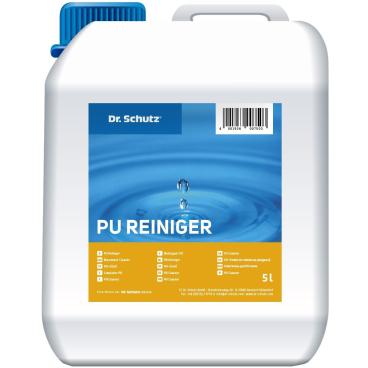 Dr. Schutz® PU-Reiniger Unterhaltsreinigung 5 l - Kanister