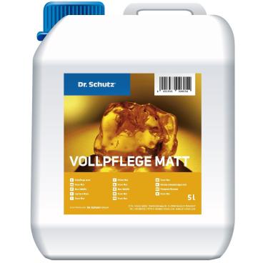 Dr. Schutz® Vollpflege matt 5 l - Kanister