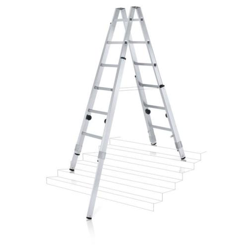 Zarges Varioflex B Stehleiter