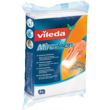 Vileda Miraclean -Der Problemlöser- Schmutzradierer 1 Packung = 12 Stück