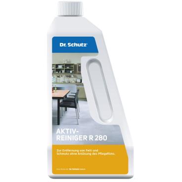 Dr. Schutz® Aktivreiniger R 280 750 ml - Flasche (1 Karton = 6 Flaschen)
