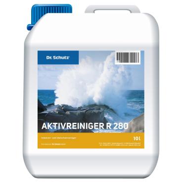 Dr. Schutz® R 280 Aktivreiniger 10 l - Kanister