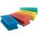 Vileda Professional PUR active SchwammProfi Reinigungsschwamm 1 Packung = 10 Stück, 15 x 7 x 4,5 cm, gelb