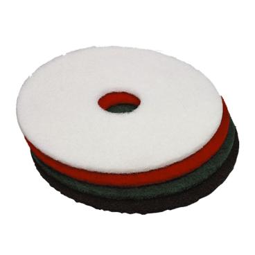 Vileda Normalpad Farbe: weiß - Hochglanzpolieren