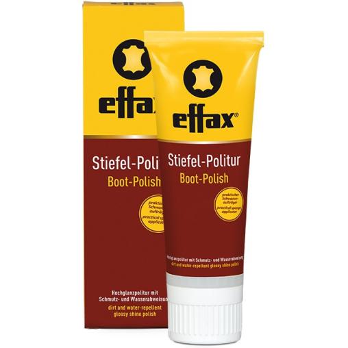 Effax Stiefel-Politur, schwarz