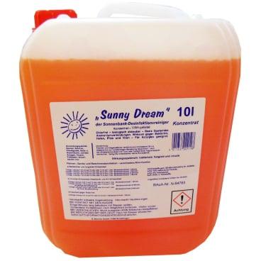 Sunny Dream Sonnenbank-Desinfektionsreiniger 10 l - Kanister