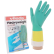 Vileda-Handschuhe Naturlatex + Neoprenbeschichtung