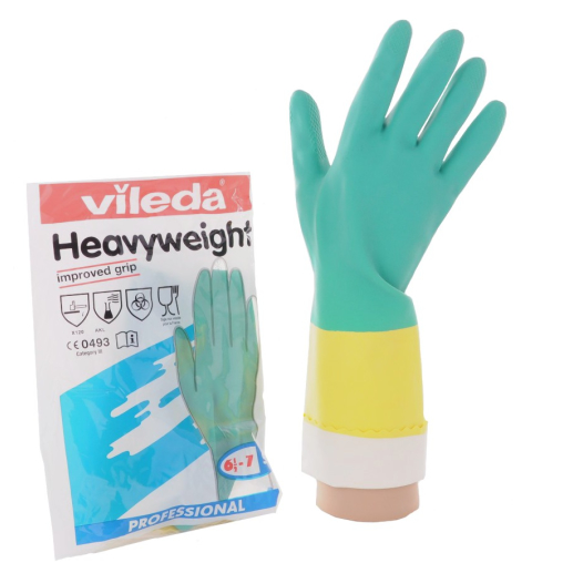 Vileda Professional HeavyWeight Handschuh - Der Robuste
