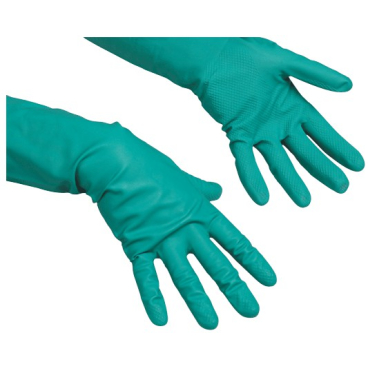 Vileda-Handschuhe - Nitrilhandschuh Größe: M (8)