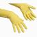 Vileda-Handschuhe Naturlatex - Allergen-reduziert Größe: S (7)