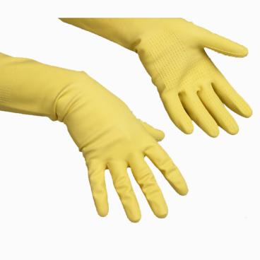 Vileda-Handschuhe Naturlatex - Allergen-reduziert Größe: M (8)