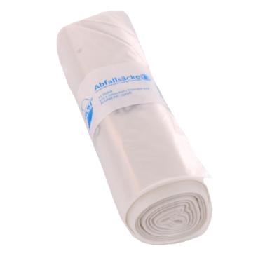 DEISS PREMIUM Abfallsack 70 Liter, trans:, Typ 100