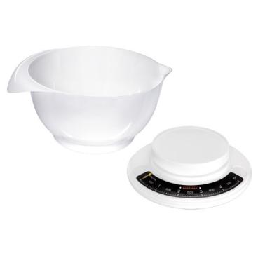 SOEHNLE Culina Pro Küchenwaage, weiß