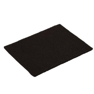 Vileda Professional Handpad, 23 x 15 cm 1 Packung = 10 Stück, schwarz, Strong