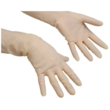 Vileda-Handschuhe Latex-Neopren-Mischung Größe: L (9)