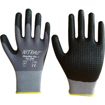 NITRAS Flexible Fit + Strickhandschuh