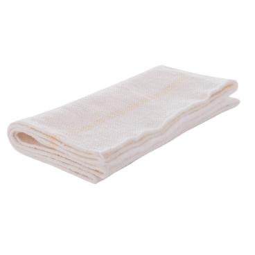Aufnehmer, Steppvlies 80 % Baumwolle-Viskose Mischung - 20 % andere Fasern