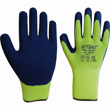 "NITRAS ""Winter Blocker"" Winter-Strick-Handschuhe"